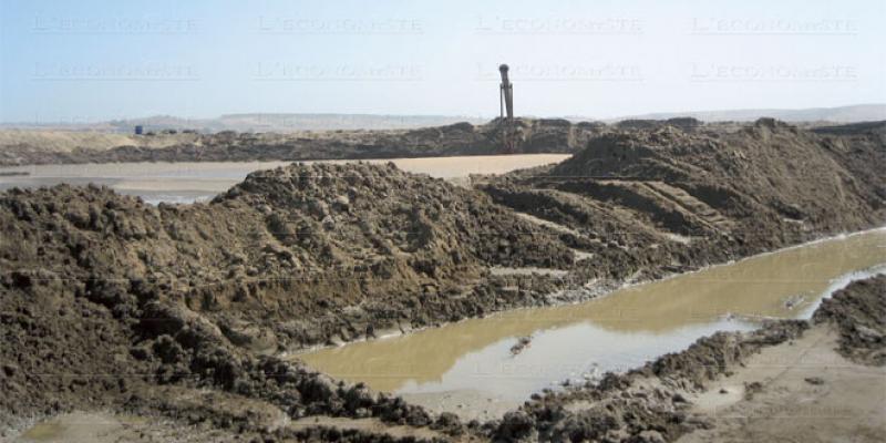Tétouan: Un canal pour protéger la zone industrielle des crues