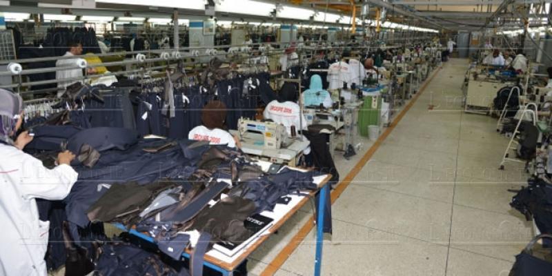 Export: Le textile et l'électronique font grise mine