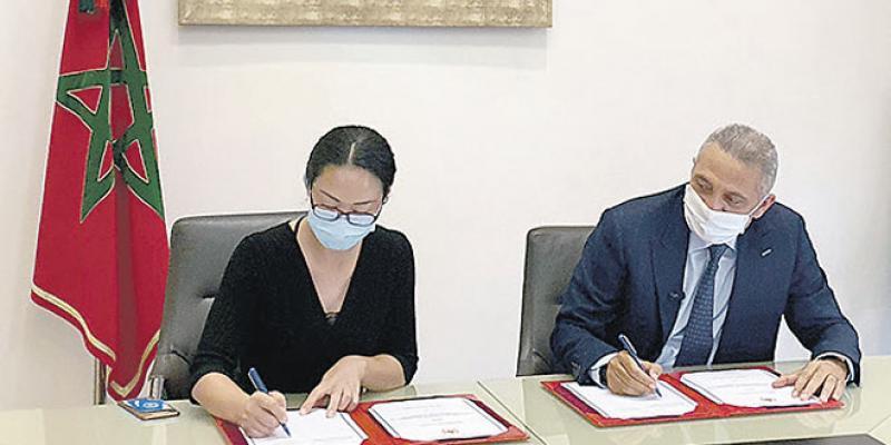 Textile: Les Chinois investissent à Casablanca