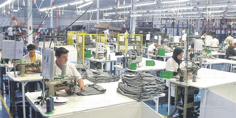 Textile & habillement: Les commandes sont de retour!