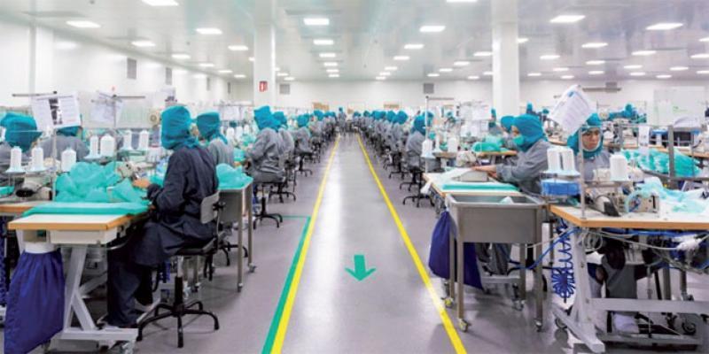 Textile médical: Une première usine marocaine voit le jour à Berrechid