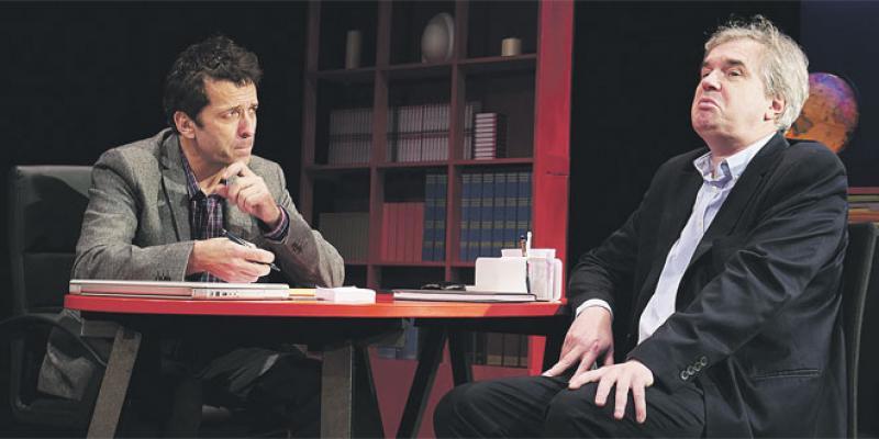 Théâtre: De l'ennui au rire
