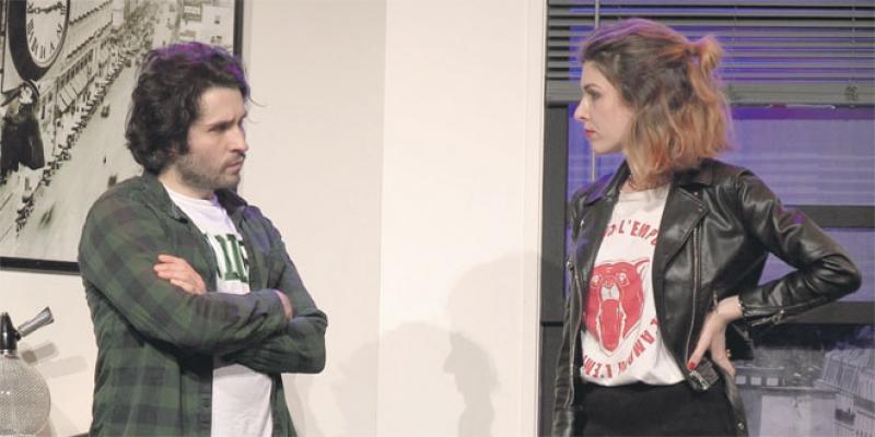 Théâtre: Amis mais pas trop!