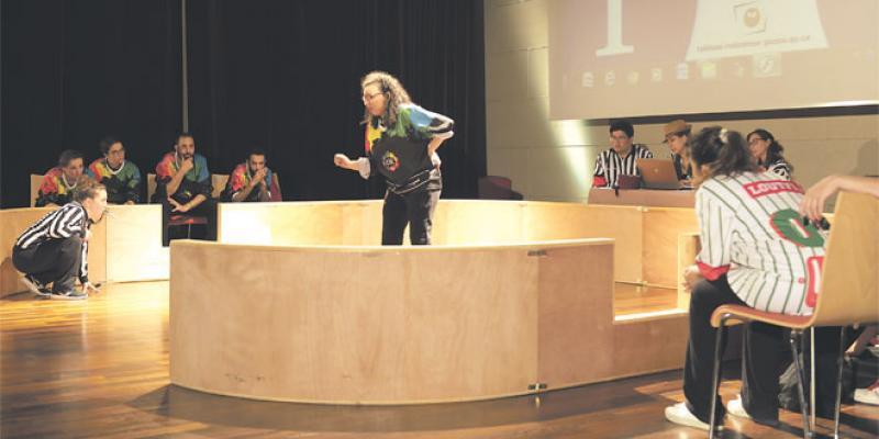 Du théâtre improvisé pour challenger les comédiens