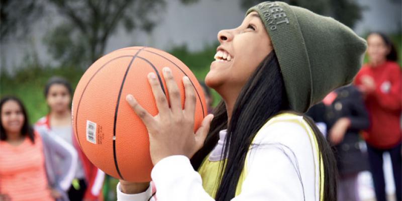 Tibu Maroc: Une caravane pour réussir à travers le basket
