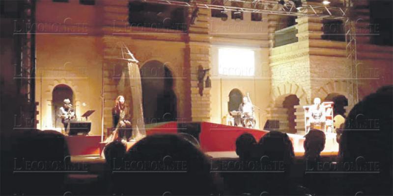 Timitar off/Théâtre: La pièce «Lettres à Nour» cartonne