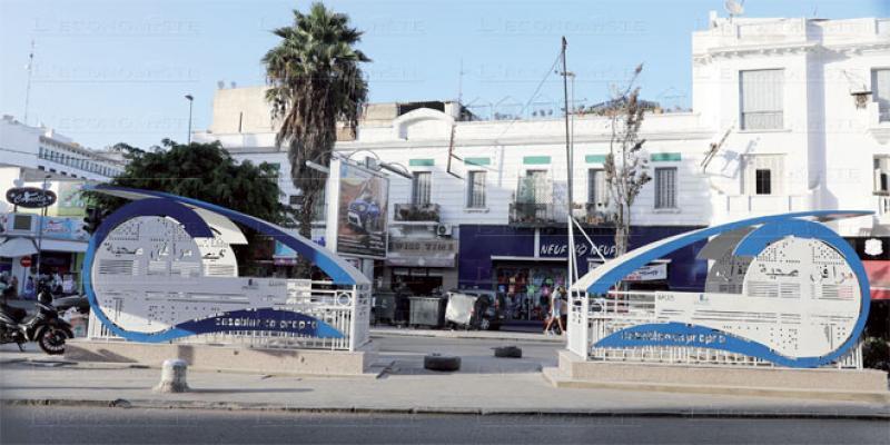 Casablanca court toujours après ses toilettes...