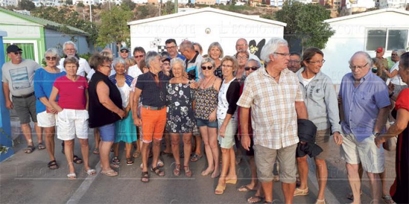 Tourisme de plein air: Panique chez les camping-caristes