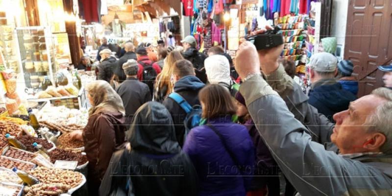 Tourisme: 1,5 million d'arrivées à fin février