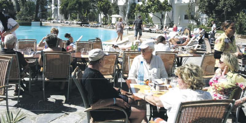 Tourisme: Près de 6 milliards de DH de recettes en avril