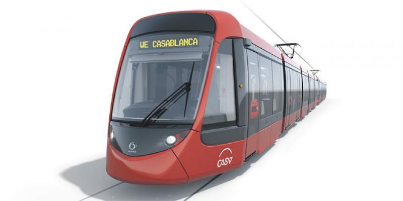 Casa-tram: Alstom équipera les futures lignes 3 et 4