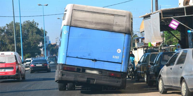 Transport urbain: Casablanca n'a pas les moyens de ses ambitions