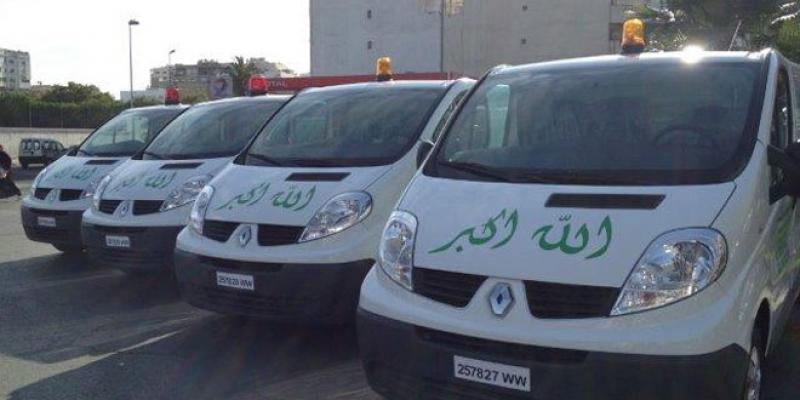 Rabat ouvre le transport funèbre au privé