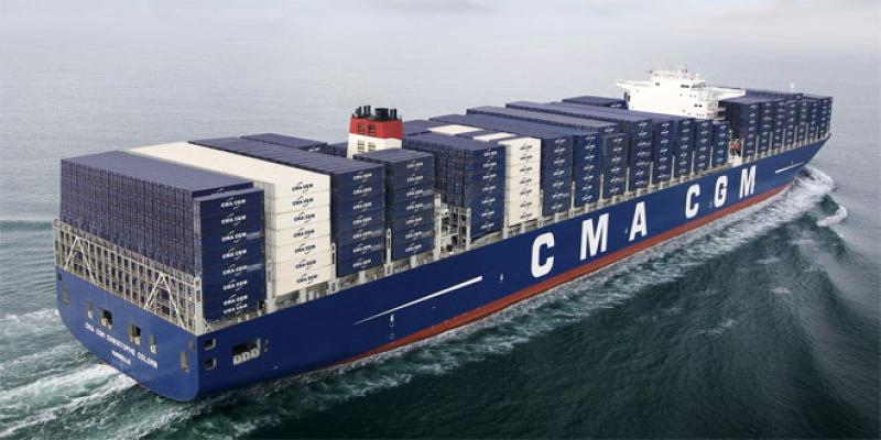 CMA CGM renforce sa flotte