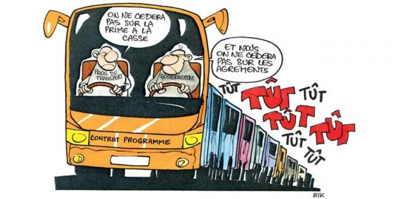 Transport de voyageurs: La prime à la casse sera revue à la hausse