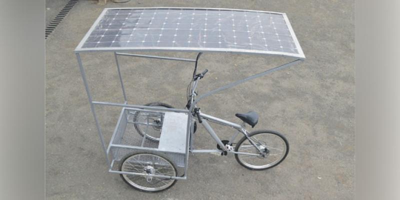 Mobilité urbaine: Bientôt des tricycles solaires à Rabat