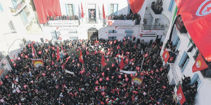La Tunisie sous haute tension sociale
