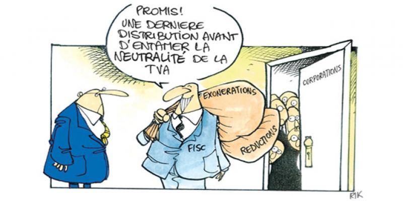 Le casse-tête de la réduction des taux de TVA!