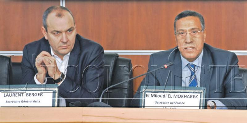 UMT-CFDT: Même combat pour l'avenir social en Méditerranée