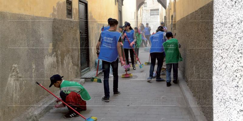 Université Euromed de Fès: Des diplômes mais aussi l'engagement social