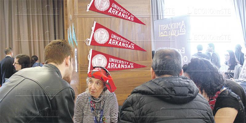 Tanger: Les universités américaines en mode séduction