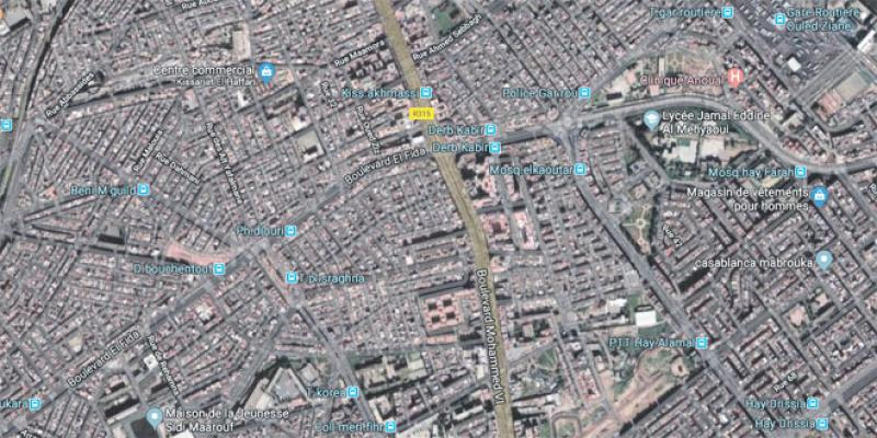 La ségrégation «verte» à Casablanca
