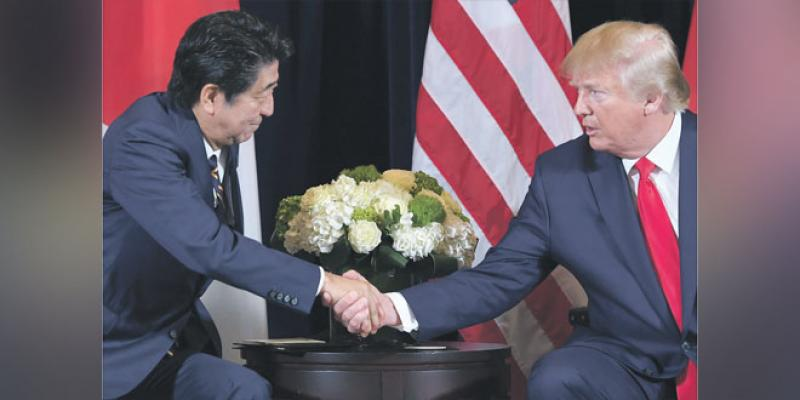 USA-Japon: Accord commercial centré sur l'agriculture
