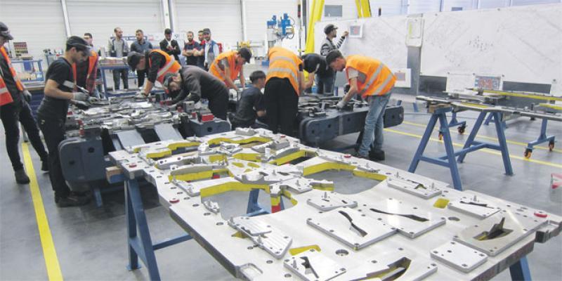Automobile: Une usine pour l'outillage à Tanger