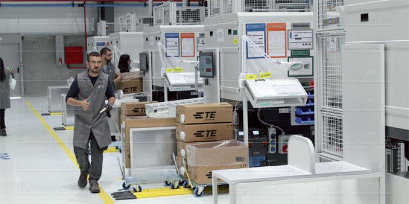 Equipementiers Une 4e usine pour TE Connectivity