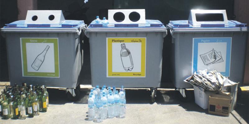 Valorisation des déchets: L'informel absorbe près de 1 milliard de DH