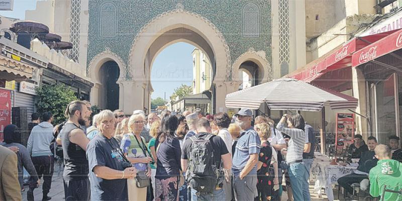 5,4 millions de touristes au premier semestre