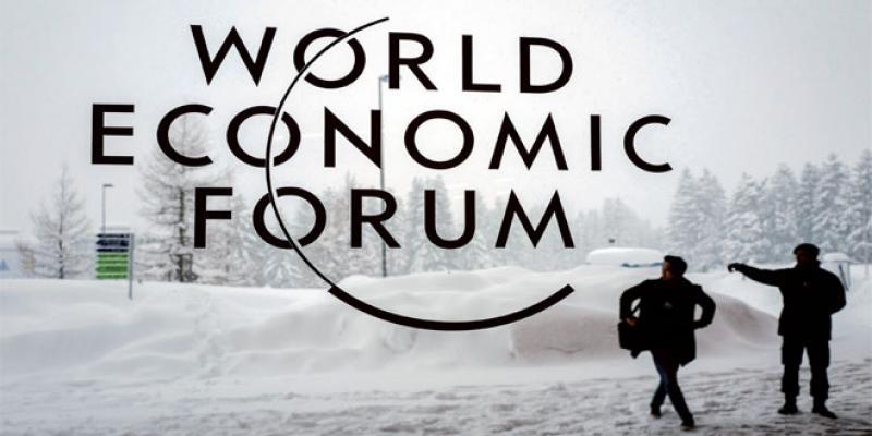 Coup d'envoi du Forum économique de Davos