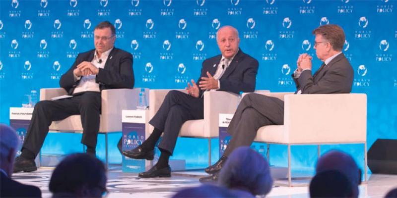 World Policy Conference: La gouvernance mondiale défie la protection du climat