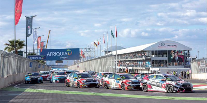 La Coupe du monde des voitures de tourisme (WTCR) de retour à Marrakech