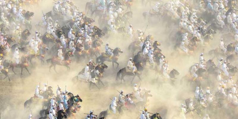 Quand Yann Arthus Bertrand sublime les trésors du Maroc