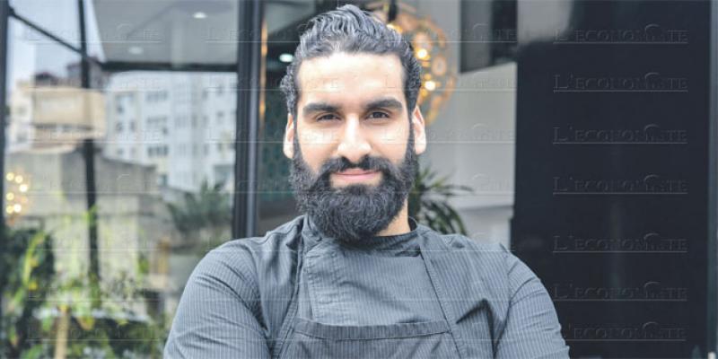 Younes El Baraka, de la compta à la toque de chef