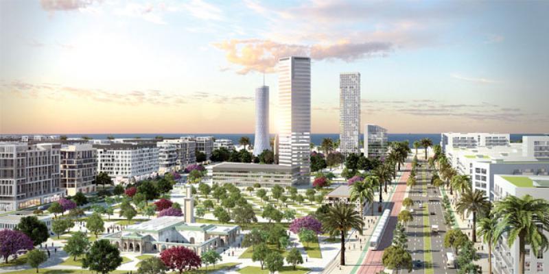 Zenata Eco-cité: Les 1ers résidents pour 2022!