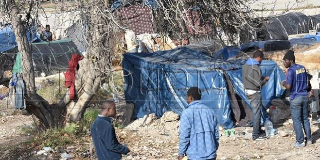 Fès : Evacués par la force, des Subsahariens font une résistance farouche