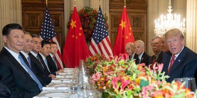 La Chine dépose une plainte à l'OMC — Guerre commerciale