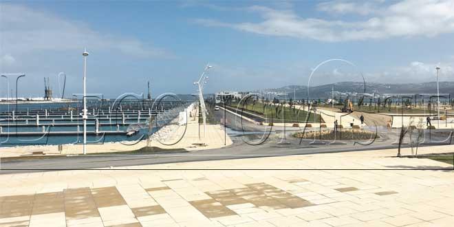 Tanger: Dernière ligne droite pour la Marina