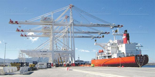 Tanger Med: Le Terminal à conteneurs 2 renforce son service