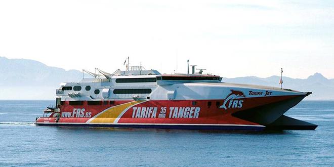 Tanger-Tarifa : Le trafic suspendu