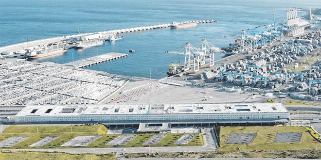TangerMed : Le port fête ses 10 ans.