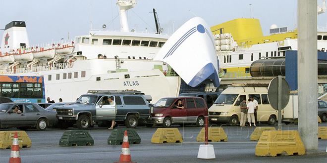 Grosse saisie de téléphones à Tanger Med