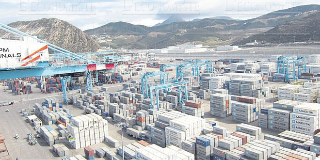 Tanger Med: Hausse du trafic conteneurs