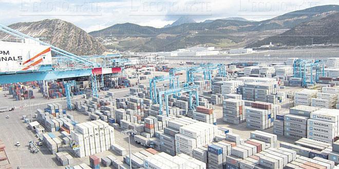 Fret maritime: La ligne Tanger Med-Motril performe