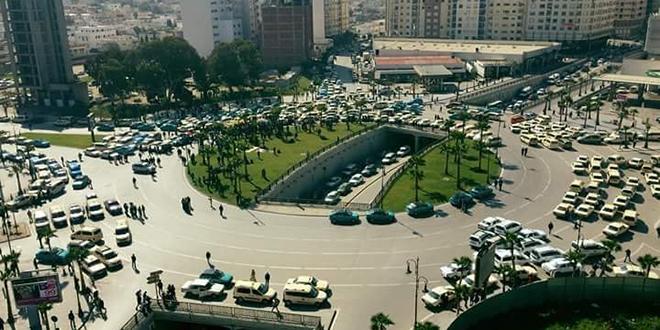 Tanger : Les Taximen paralysent le centre-ville