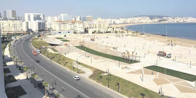 Tourisme en hausse à Tanger
