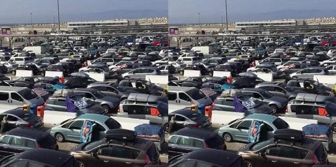 MRE : La situation empire au port TangerMed