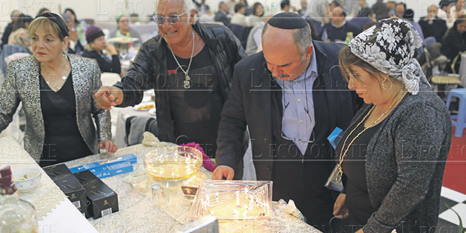 Taroudant : la communauté juive célèbre le moussem du rabbin David Ben Baroukh
